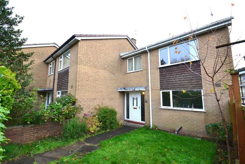 3 Bedrooms End Of Terrace House for sale in Woburn Close, Macclesfield