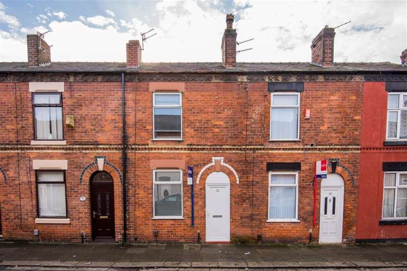 2 Bedrooms Terraced House for sale in Bingham Street, Swinton, Manchester, M27 4AQ