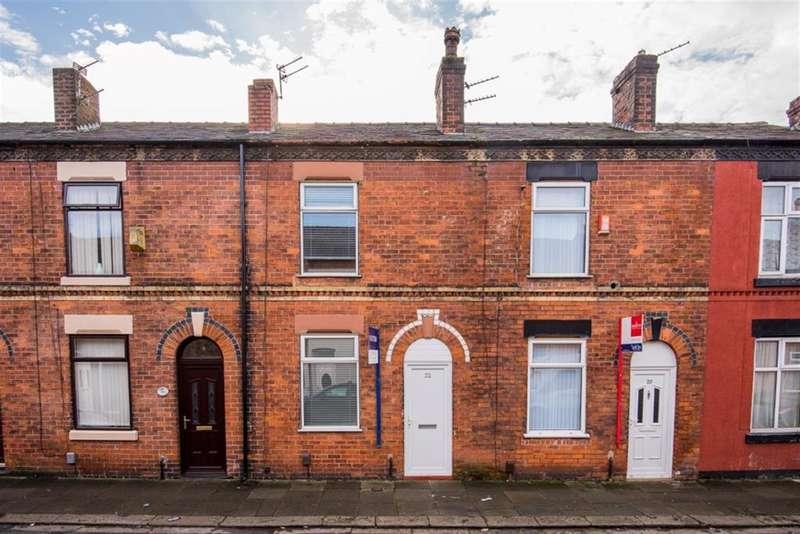 2 Bedrooms Terraced House for sale in Bingham Street, Swinton, Manchester, M27 4AQ