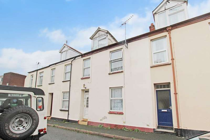 4 Bedrooms Terraced House for sale in New Buildings, Barnstaple