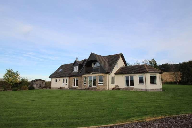 5 Bedrooms Detached House for rent in Wester Templands, Fortrose, IV10