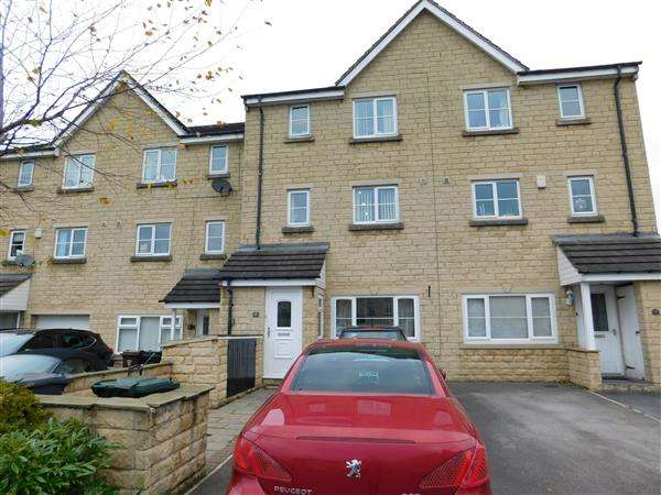 5 Bedrooms Town House for sale in Fewston Avenue, Westwood Park, Bradford