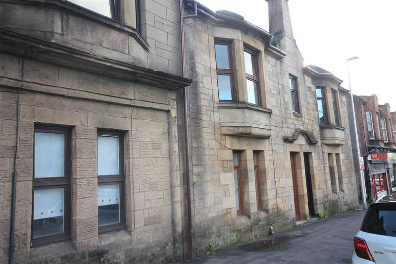 2 Bedrooms Flat for sale in Deedes Street, Coatdyke, Airdrie