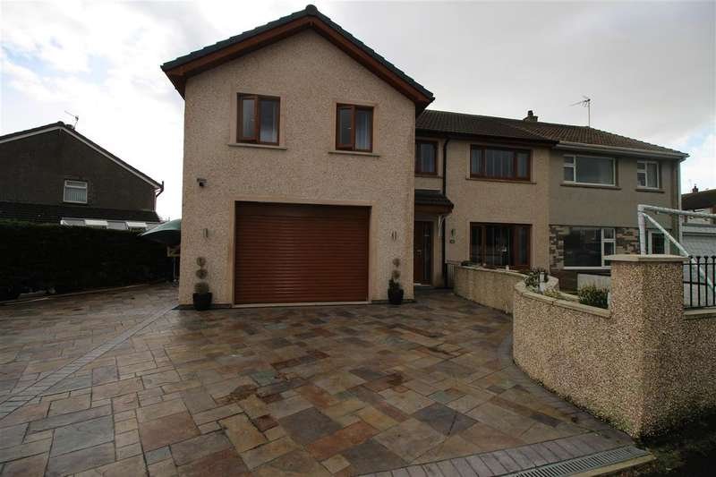 4 Bedrooms Semi Detached House for sale in Lowther Road, MILLOM