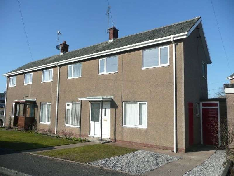 3 Bedrooms Semi Detached House for rent in Coniston Avenue, Seascale, CA20