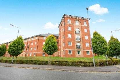 2 Bedrooms Flat for sale in Saltash Road, Swindon, Wiltshire