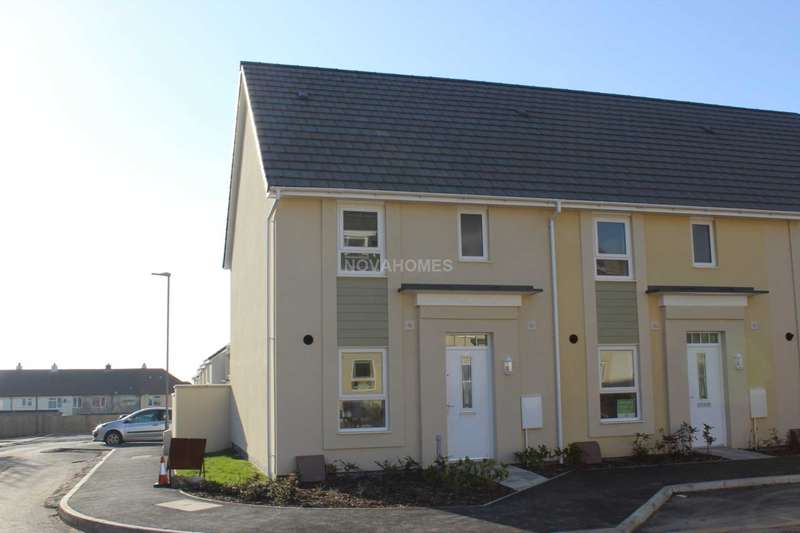 3 Bedrooms End Of Terrace House for sale in Unity Park, Higher Compton, PL3 6PN