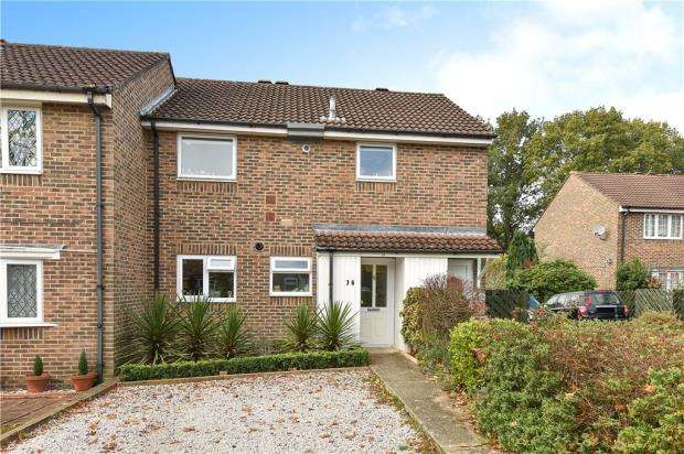 1 Bedroom Maisonette Flat for sale in Evenlode Way, Sandhurst, Berkshire