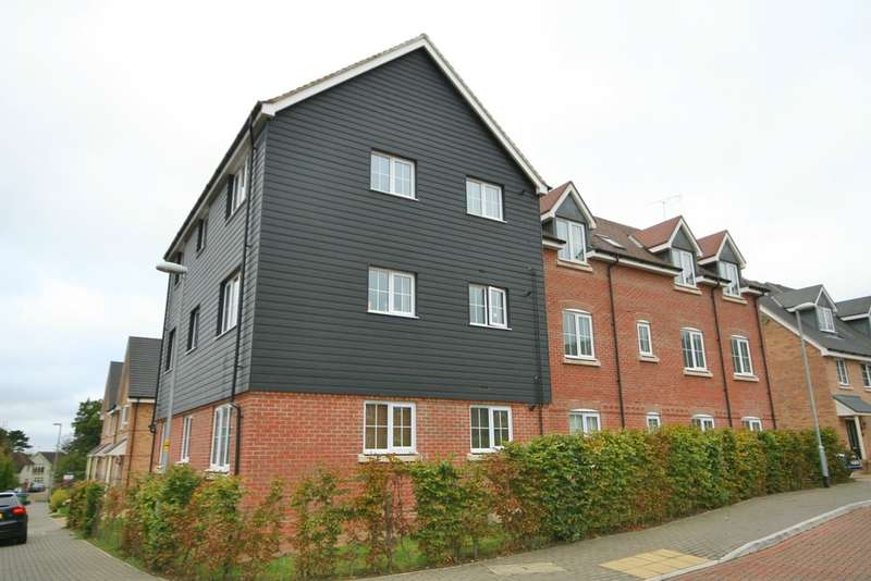 2 Bedrooms Flat for sale in Billingshurst