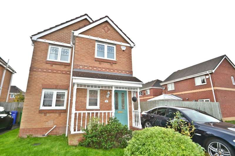 3 Bedrooms Detached House for sale in Kerscott Road, Northern Moor
