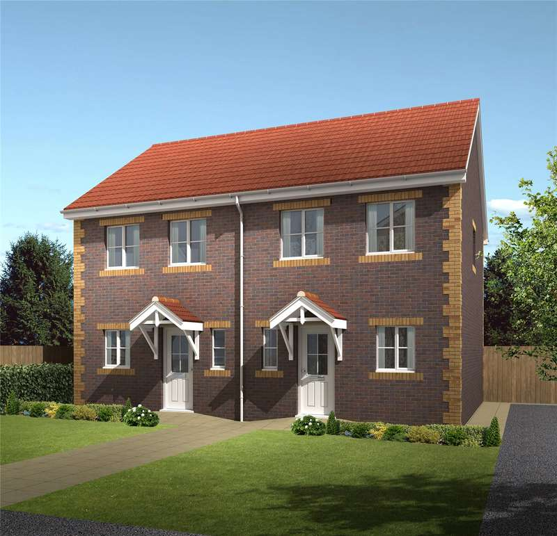 2 Bedrooms Semi Detached House for sale in Park Avenue, Royston, Barnsley, South Yorkshire, S71
