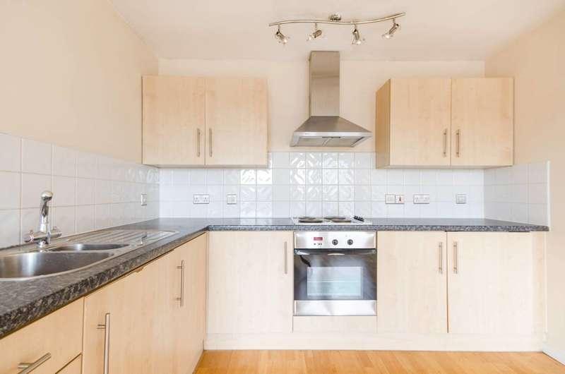 1 Bedroom Flat for sale in Calderwood Street, Woolwich, SE18