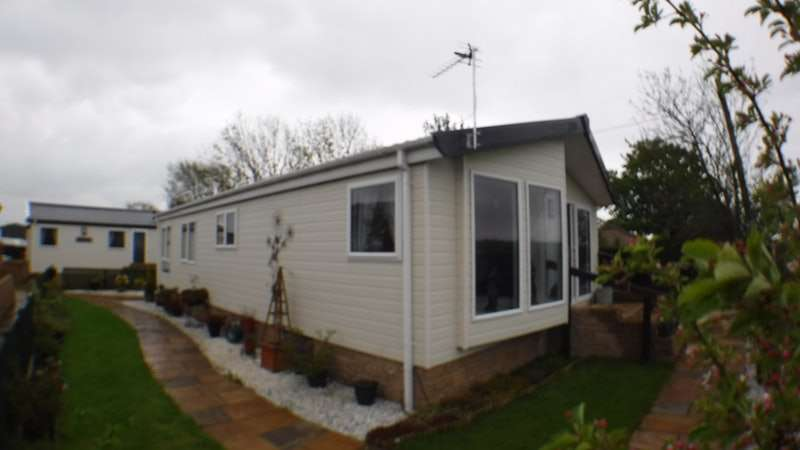 3 Bedrooms Park Home Mobile Home for sale in Lochlibo Road, Burnhouse Beith, Ayrshire, KA15