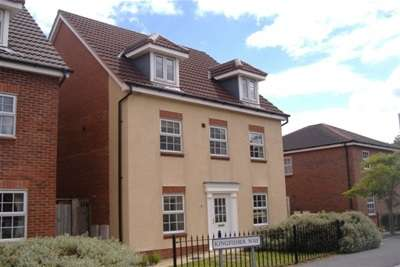 5 Bedrooms Detached House for rent in Kingfisher Way, Loughborough, LE11 3NF