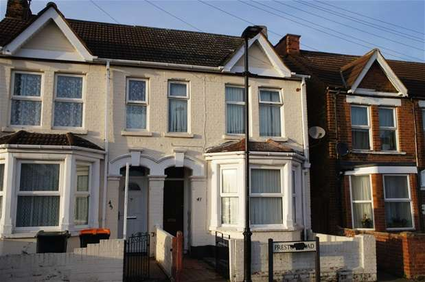 3 Bedrooms Semi Detached House for sale in Preston Road, Queens Park