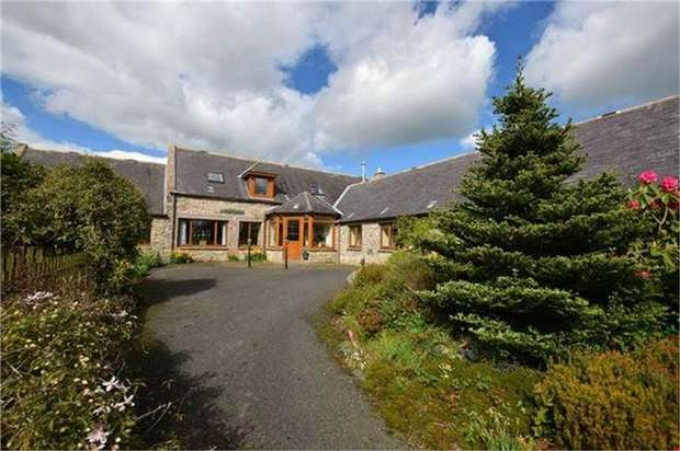 5 Bedrooms Detached House for sale in Udny, Ellon, Aberdeenshire, Aberdeenshire