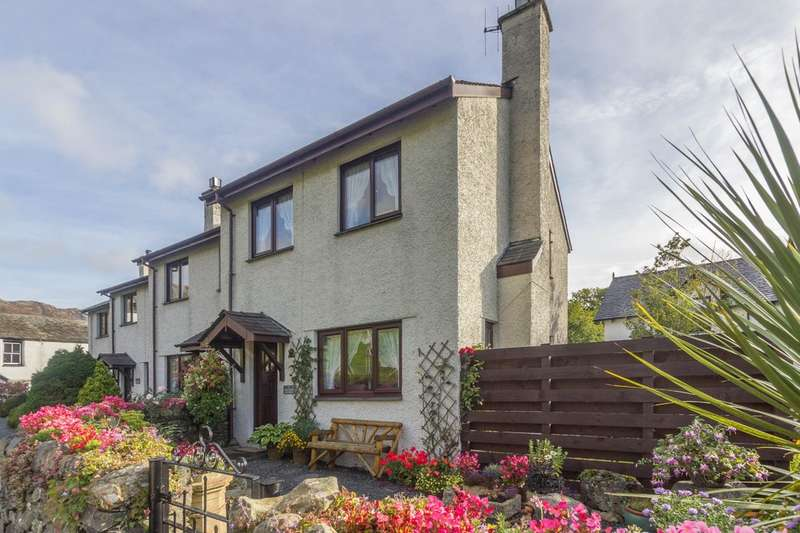 3 Bedrooms End Of Terrace House for sale in 1 Low House Cottages, Coniston