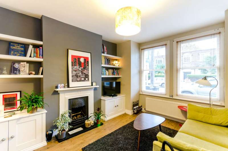 1 Bedroom Flat for sale in Beresford Road, New Malden, KT3