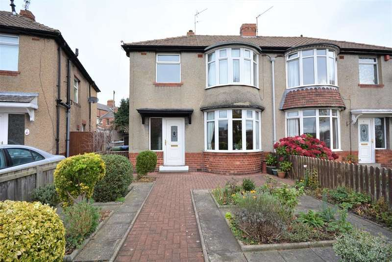 3 Bedrooms Semi Detached House for sale in McIntyre Terrace, Bishop Auckland, DL14 6HW