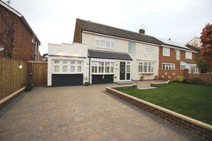 5 Bedrooms Semi Detached House for sale in Cauldwell Villas, South Shields, Tyne and Wear, Tyne And Wear, NE34