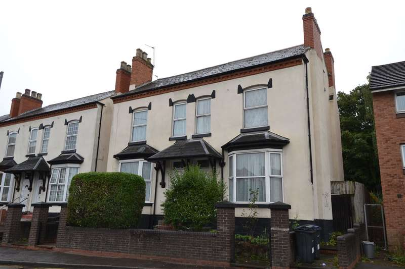 4 Bedrooms Semi Detached House for sale in Edgbaston Road, Balsall Heath, Birmingham, B12