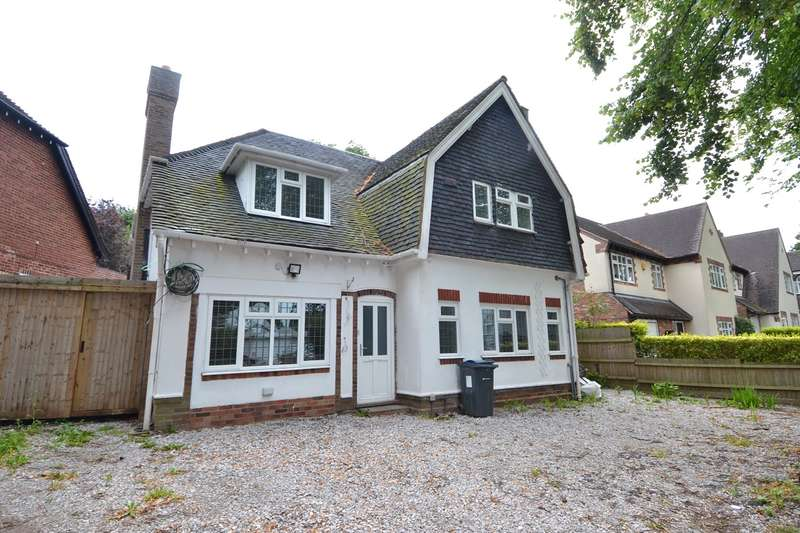 4 Bedrooms Detached House for sale in Goodby Road, Moseley, Birmingham, B13