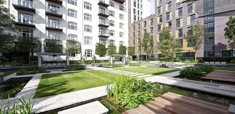 2 Bedrooms Apartment Flat for sale in Perilla House, Goodman's Fields, Aldgate