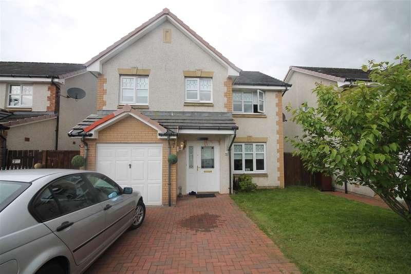 4 Bedrooms Detached House for rent in Thorntree Drive, Coatbridge