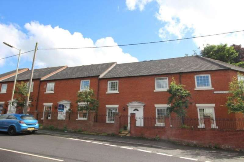2 Bedrooms Flat for sale in Rosemary Court Rosemary Lane, Whitchurch, SY13