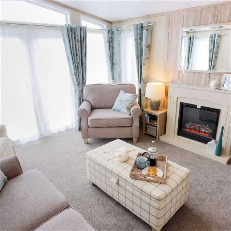 2 Bedrooms Park Home Mobile Home for sale in LA23 1LF Pemberton Abingdon Caravan, White Cross Bay, Windermere