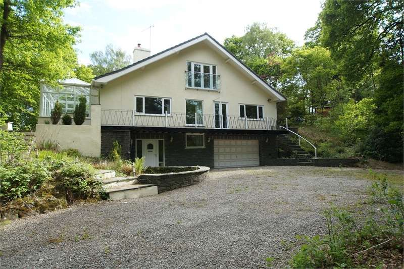 4 Bedrooms Detached House for sale in LA12 8NT Canny Hill, Newby Bridge, Ulverston, Cumbria