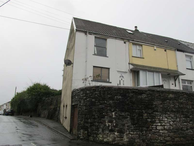2 Bedrooms End Of Terrace House for sale in Mill Street, Aberdare