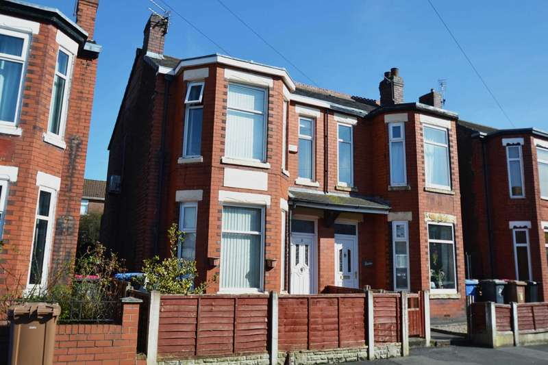3 Bedrooms Semi Detached House for sale in Gloucester Road, Salford