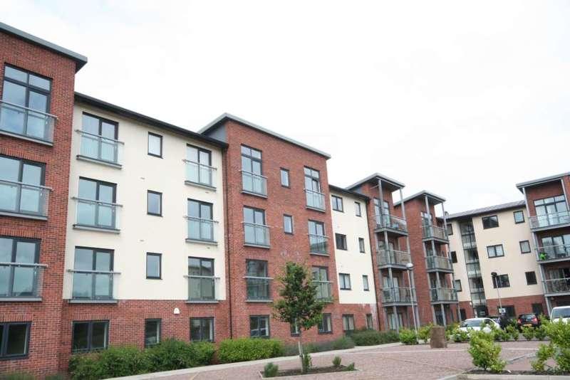 2 Bedrooms Apartment Flat for rent in Bridgefield Court, Bridge Road