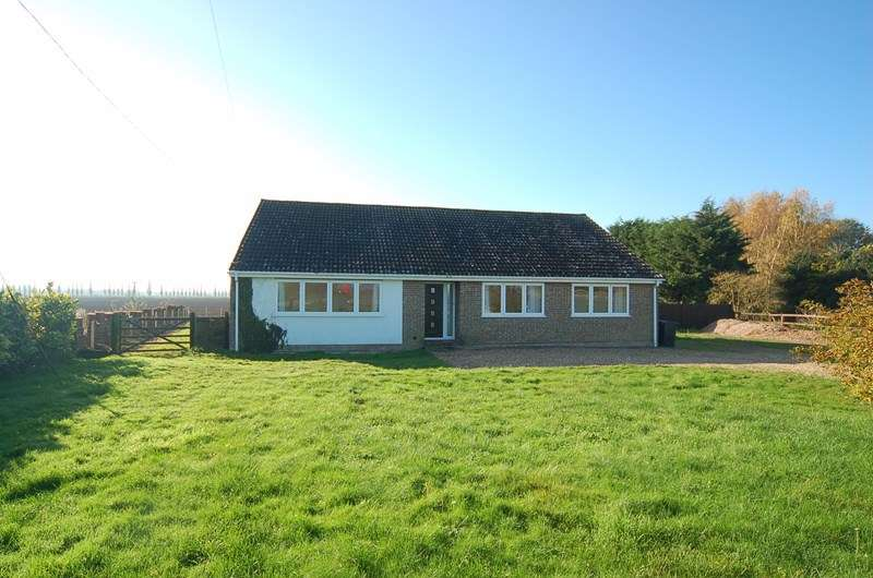 4 Bedrooms Bungalow for rent in Shippea Hill Road, Kenny Hill, Bury St. Edmunds