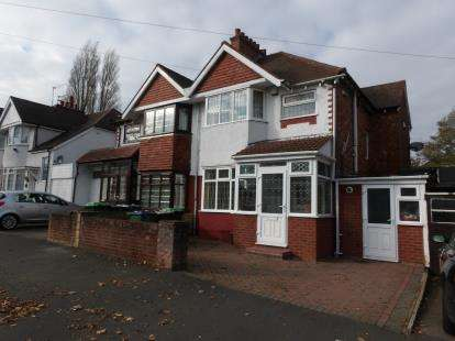3 Bedrooms Semi Detached House for sale in Hugh Road, Smethwick, Birmingham, West Midlands
