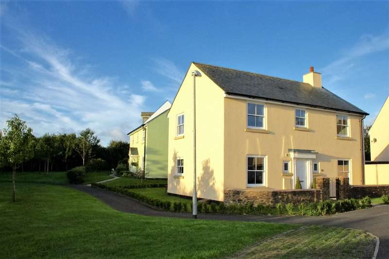 4 Bedrooms Detached House for sale in Greenhill Road, Staddiscombe, Plymstock, Plymouth, Devon