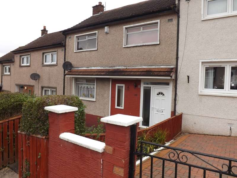 3 Bedrooms Terraced House for sale in 11 Wellcroft Terrace, Hamilton, ML3 9SF