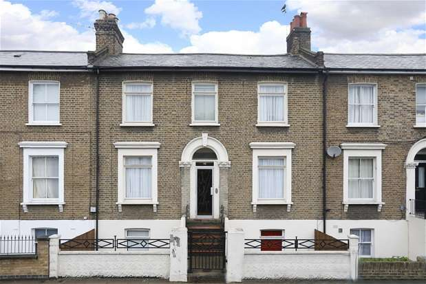 4 Bedrooms Terraced House for sale in Evelina Road, Nunhead