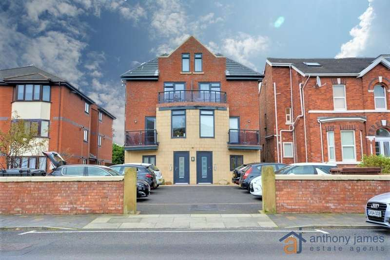 1 Bedroom Apartment Flat for sale in Saunders Street, Southport, PR9 0HP