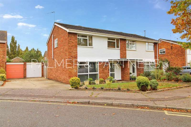4 Bedrooms Semi Detached House for sale in Guildford Road, Riverside, Colchester