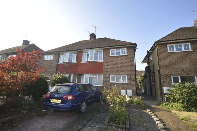 2 Bedrooms Flat for sale in Bramley Close, Whitton, Twickenham, TW2