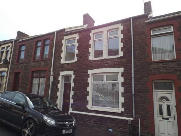 3 Bedrooms Terraced House for rent in Caradog Street, Port Talbot, West Glamorgan