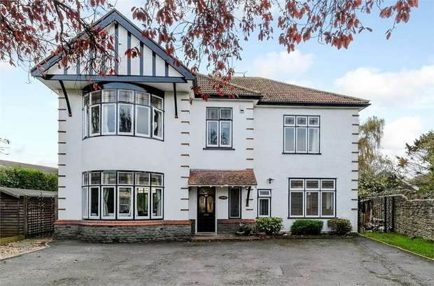5 Bedrooms Detached House for sale in North Street, Oldland Common, Bristol, Gloucestershire