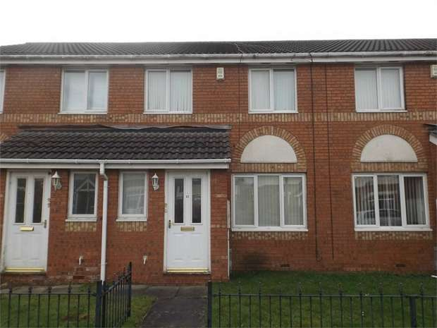 3 Bedrooms Terraced House for sale in Habgood Drive, Durham