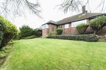 3 Bedrooms Detached Bungalow for sale in Marsham Close, Grotton, Oldham, OL4