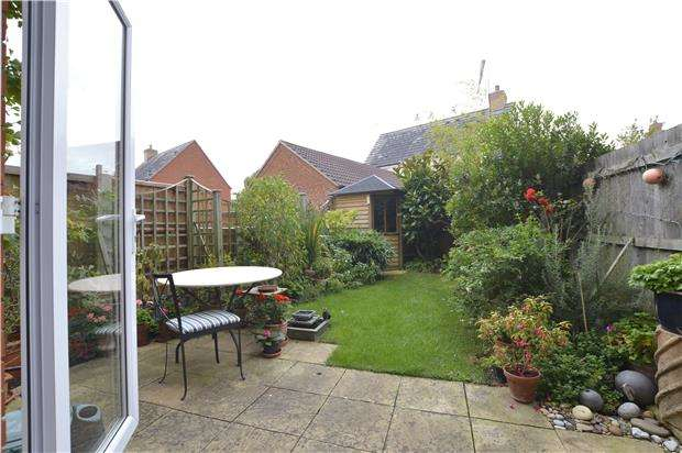 3 Bedrooms Terraced House for sale in Walton Cardiff, TEWKESBURY, Gloucestershire, GL20 7TA