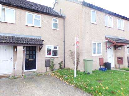 2 Bedrooms Terraced House for sale in Empingham Close, Bletchley, Milton Keynes