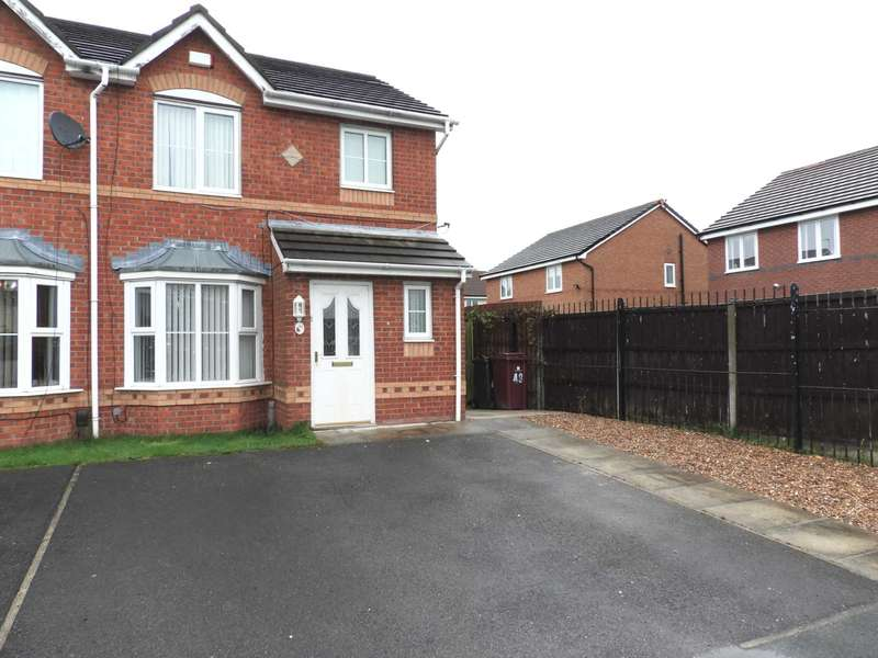 3 Bedrooms Semi Detached House for sale in Mercer Avenue, Liverpool