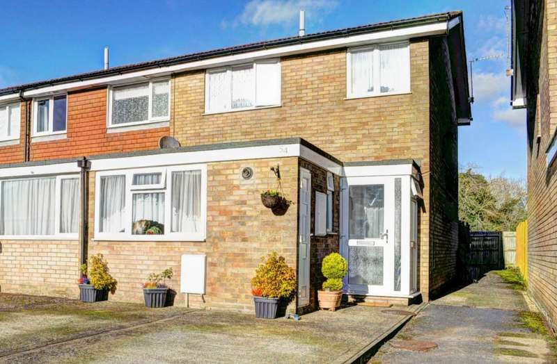 3 Bedrooms End Of Terrace House for sale in Stokenchurch